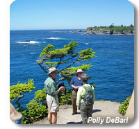 photo of Visitors at Cape Flattery